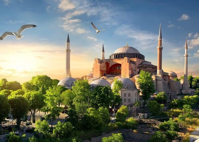 Glories of Turkey Tour A Cultural & Historical Journey