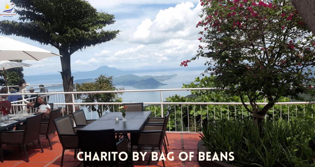 Charito by Bag of Beans, Tagaytay