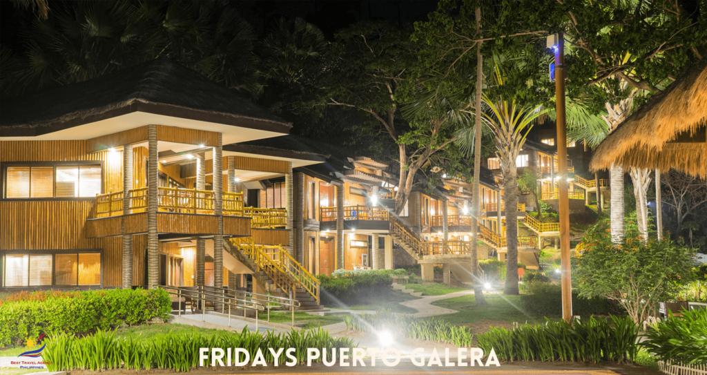 Fridays Puerto Galera