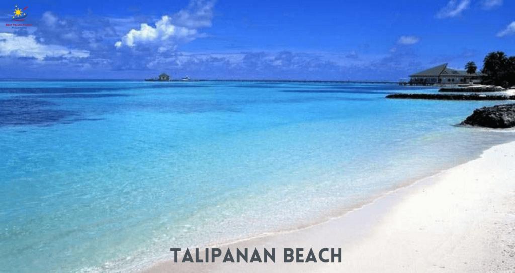 Talipanan Beach, Puerto Galera